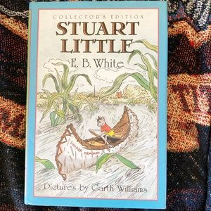 Stuart Little Collector's Edition Hardcover Book